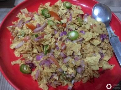 masala papad, kuchnia nepalska