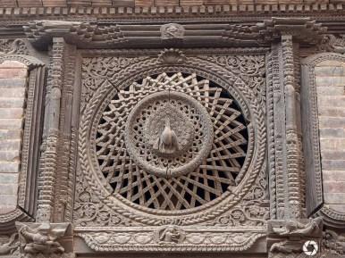 pawie okno bhaktapur nepal