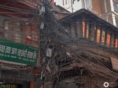 elektryczność w Nepalu