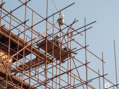 odbudowa Nepalu