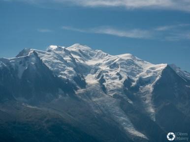 lodowiec w okolicach Chamonix
