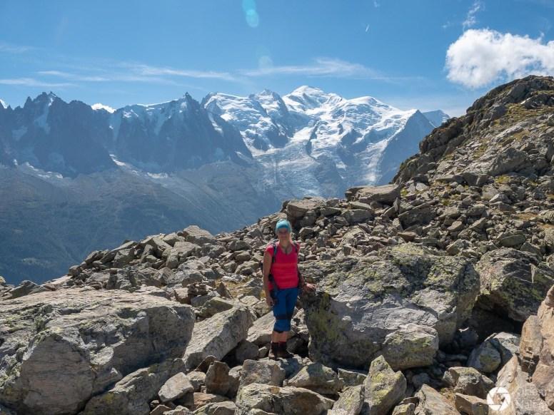 treking w Chamonix