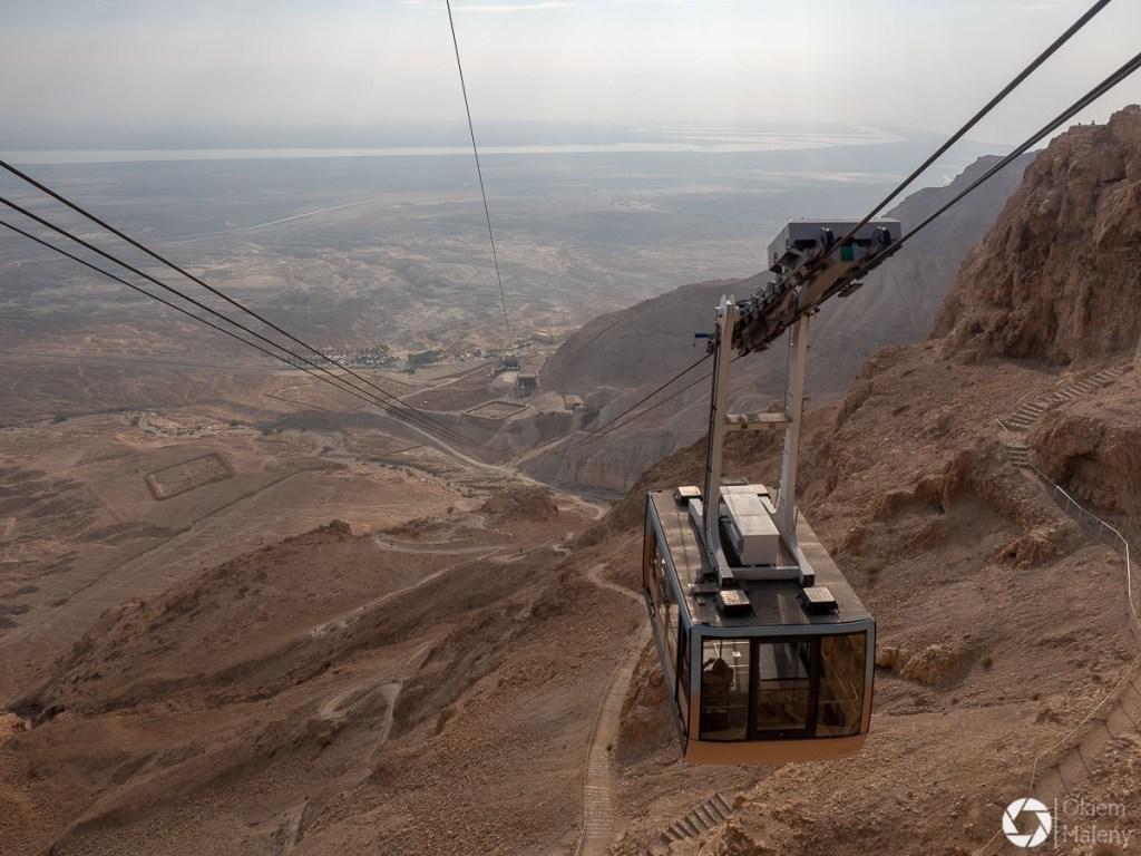 Kolejka Linowa do Masady