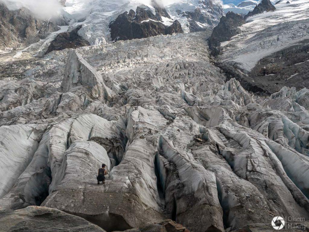 La Jonction u stóp Mont Blanc