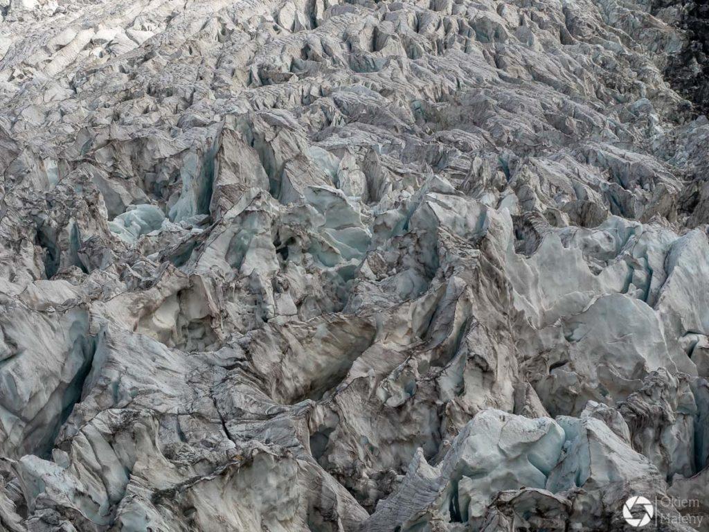 Morze lodu - La Jonction