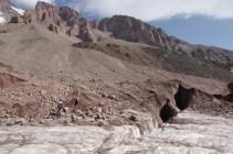 Szczeliny w lodowców