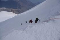 Podejście w stronę szczytu