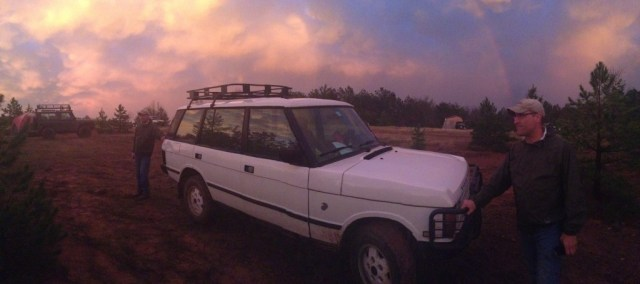 Fun with the panorama feature.