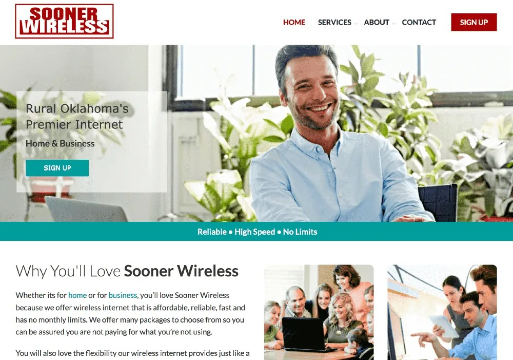 Sooner Wireless
