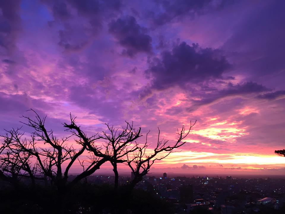 mitsuさんの撮影した夕焼け