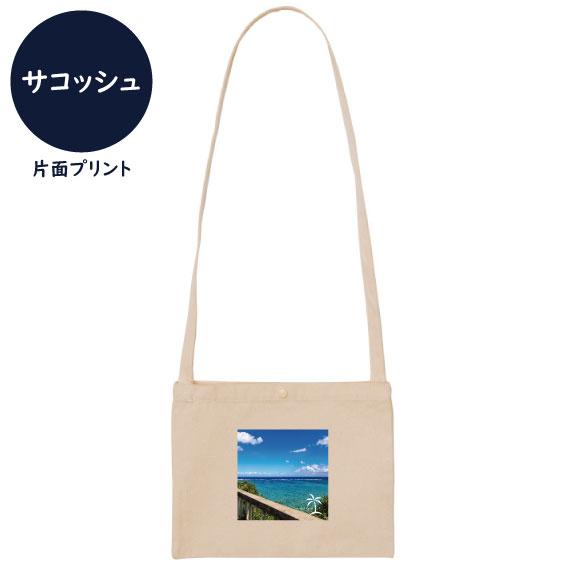 Okinawa life full of smiles No.39(サコッシュ)