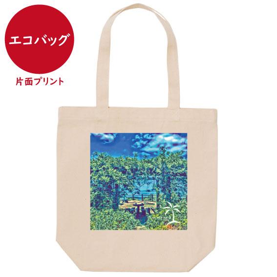 Okinawa life full of smiles No.41 アート画像(エコバッグ)