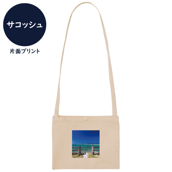 Okinawa life full of smiles No.45(サコッシュ)