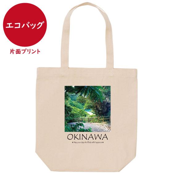 Okinawa life full of smiles No.47(エコバッグ)