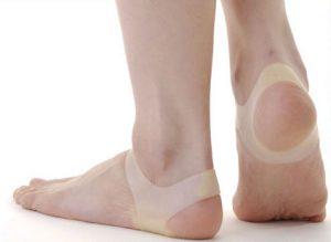 足首の痛み1