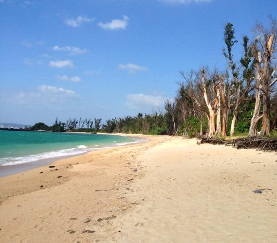Nago Citizen Beach l Okinawa Hai!