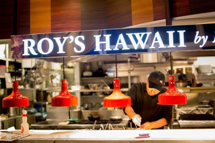 Roy's   Okinawa Hai!