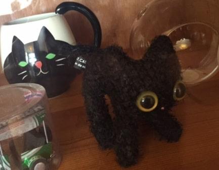 Black Cat Cafe | Okinawa Hai!