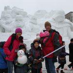 Sapporo Snow Festival   Okinawa Hai!