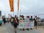 2014年平和行進