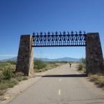 白い砂漠・ホワイトサンズ国定記念物