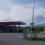 ノルウェーの糞道路事情~Bjerkvik南西160kmまで