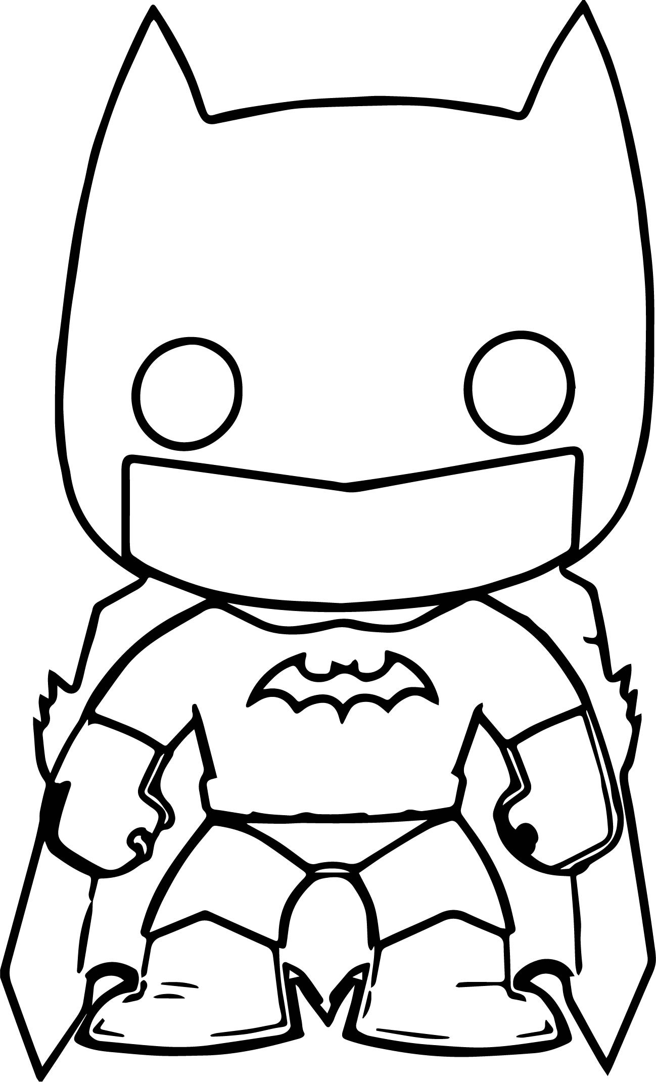 Batman Coloring Pages Collection Free Coloring Sheets