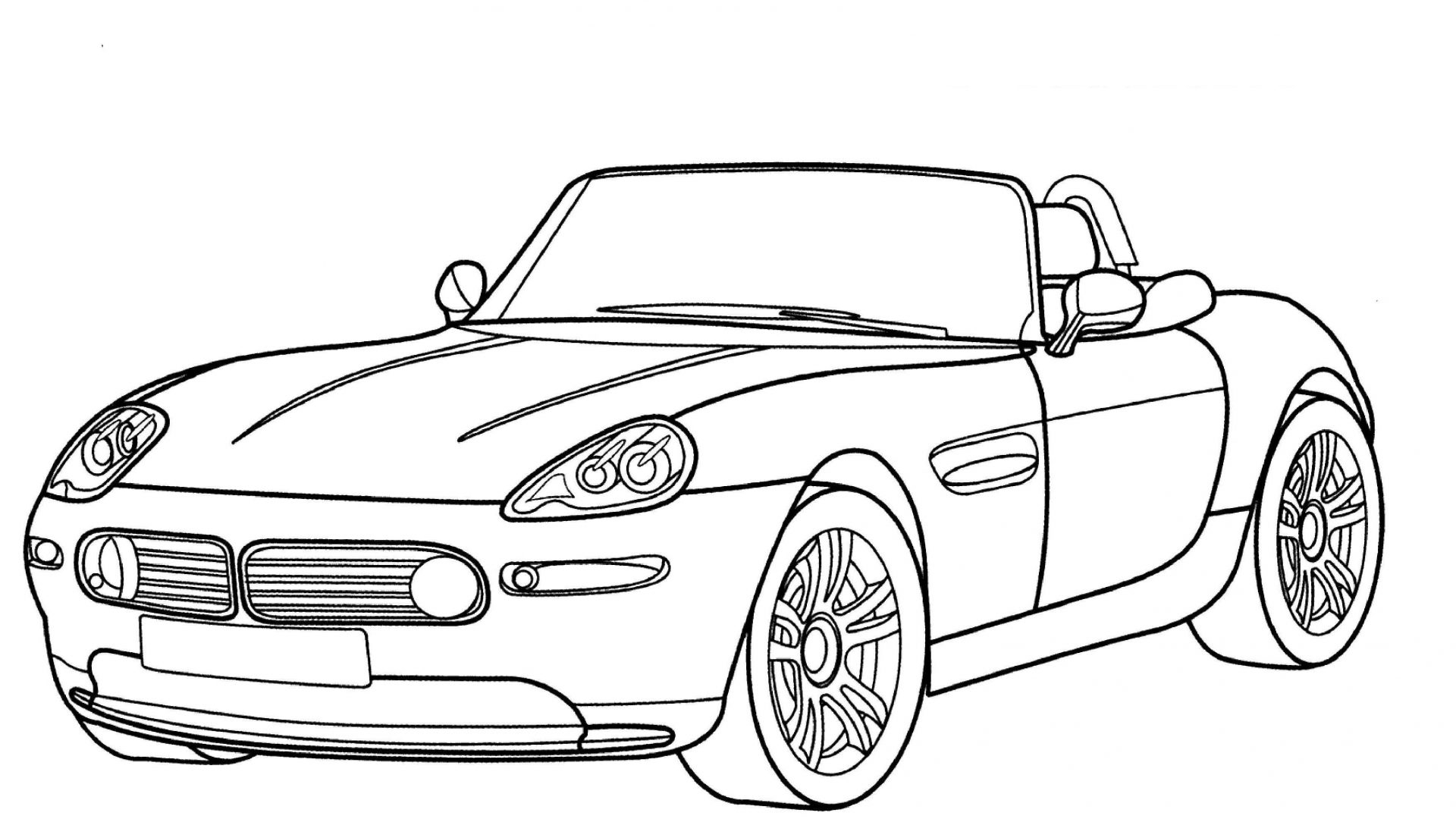 Bmw X6 Coloring Page Free Printable Pages Sketch Coloring Page