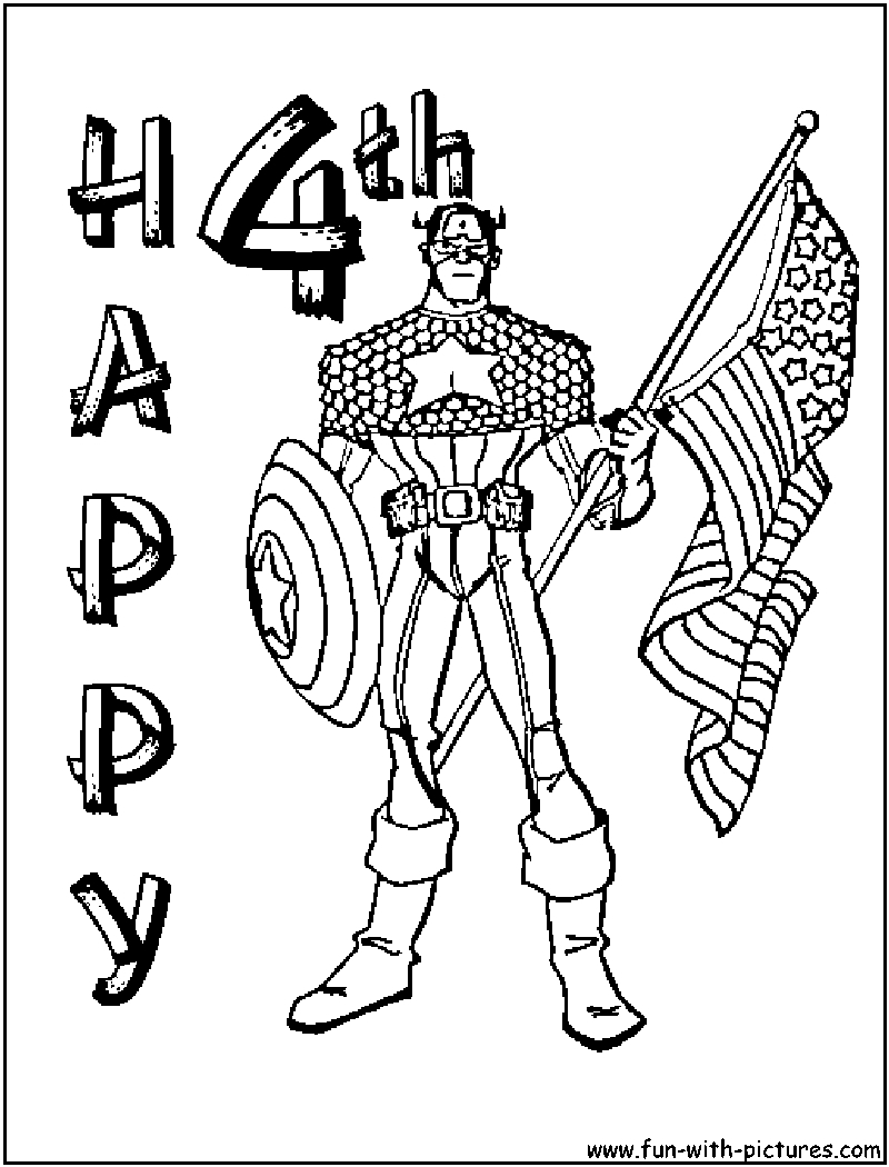 New Printable Adult 4th July Coloring Pages Gallery Free