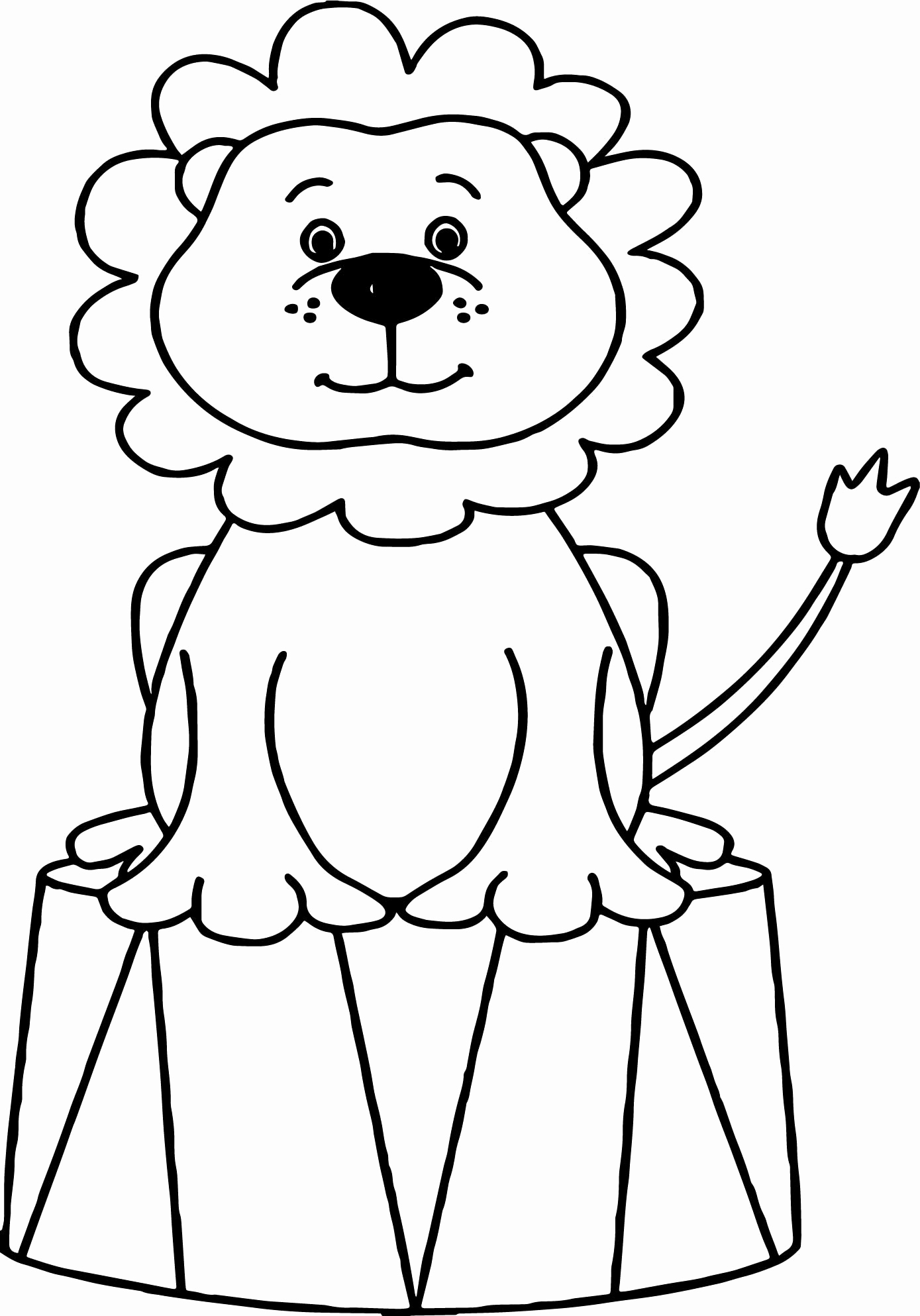 Clown Coloring Pages To Print