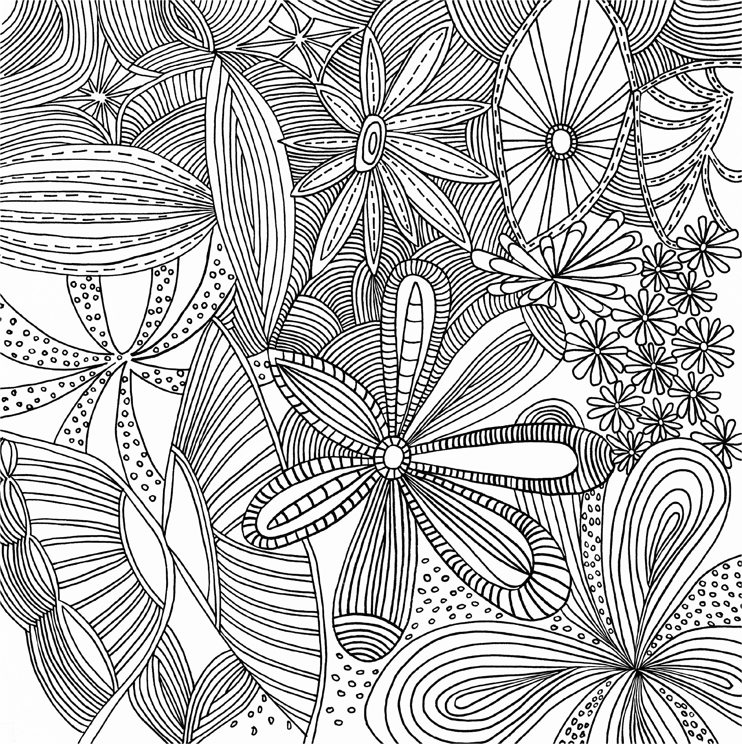 Tessellation Coloring Pages Free Printable To Print