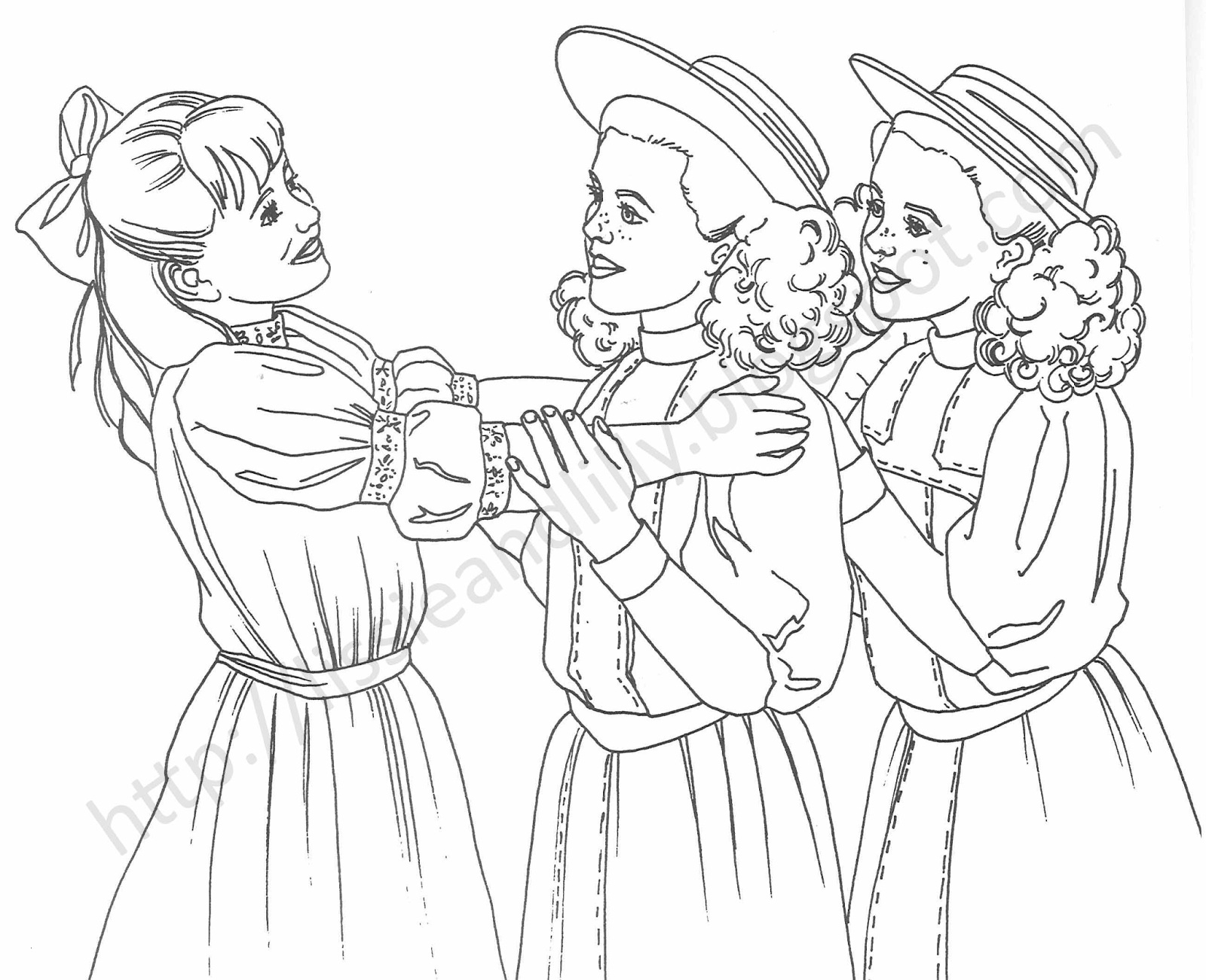 Wellie Wishers Coloring Pages Collection