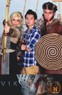 Viking Photoshoot