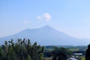 ワースト5冠の茨城県にある筑波山