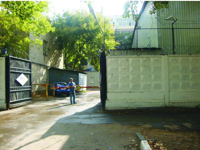 Вход в центральный офис в Люберцах на ст. Панки фото 1