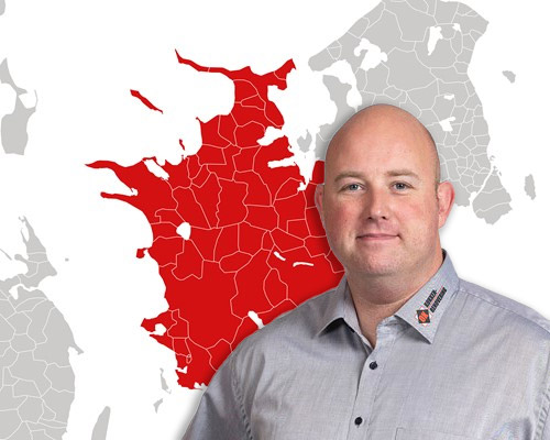 Distrikt 11: Midt- og vestsjælland