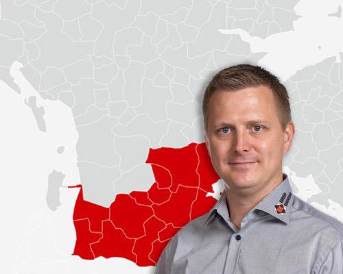 Distrikt 9: Sydjylland