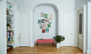 framing and hanging art
