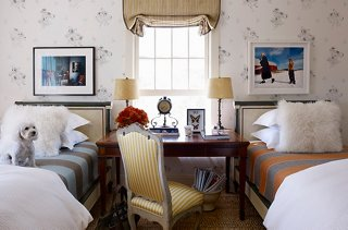 Ideas For A Chic, Multipurpose Guest Bedroom
