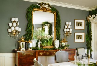 10 Ways To Decorate With A Garland