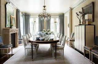 10 Formal Dining Room Ideas from Top Designers Photo by Erica George Dines
