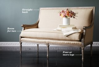 the essential guide to the settee