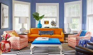 These 6 Lessons in Color Will Change the Way You Decorate     One     These 6 Lessons in Color Will Change the Way You Decorate