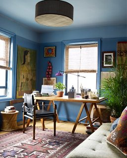 Decorating With Color  Trendy Awesome Home Design Blog Magazine     photo by william waldron with decorating with color