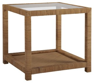 Key West Side Table, Natural
