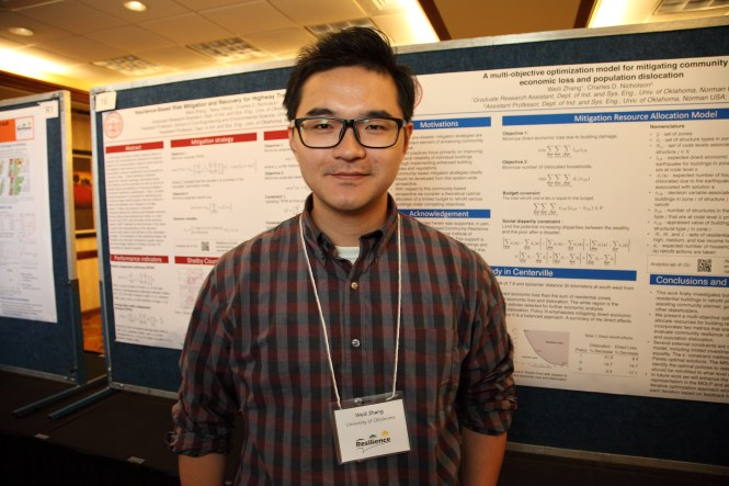COE poster competition: Weili Zhang