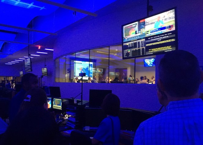 Planning for Harvey at Southwest Airlines NOC