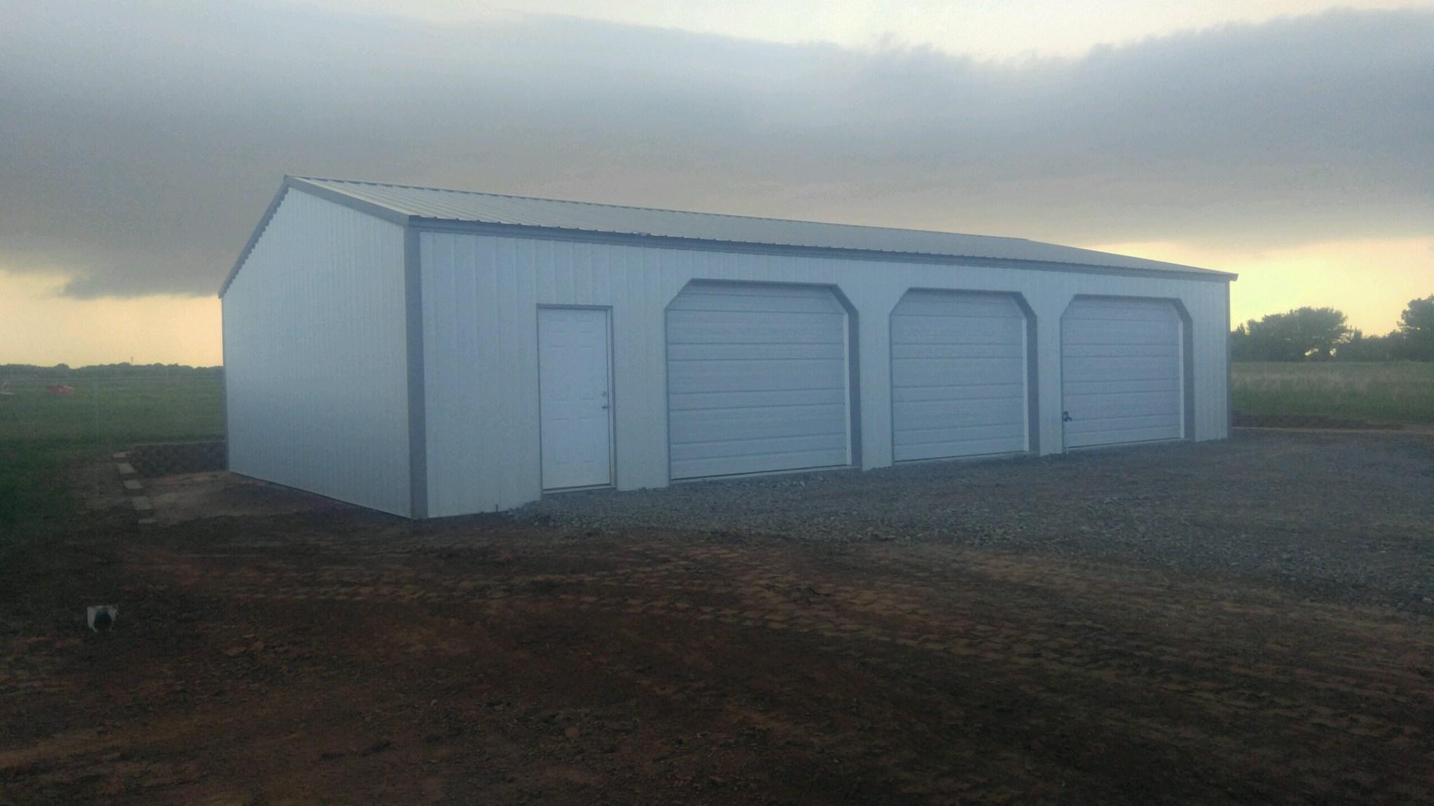 Oklahoma Pole Barn Builders