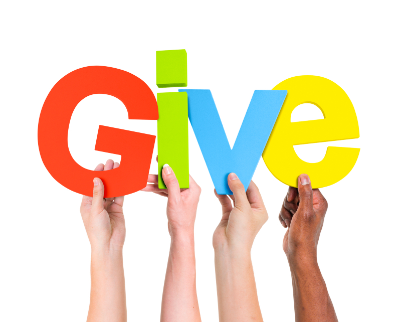 How Year-End Giving Changes You by Robin Harris