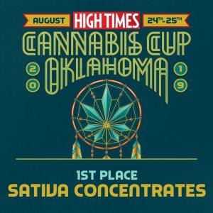 Cannabis cup oklahoma winner